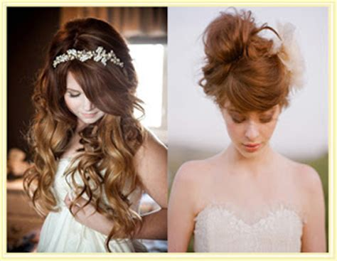 coiffures de mariage pour 2013