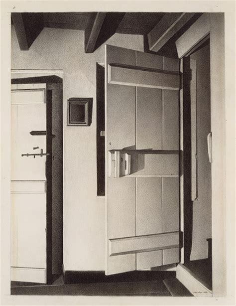 open door ky the open door 1932 charles sheeler wikiart org