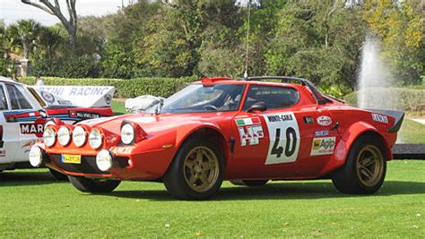 Lancia To Be A Featured Marque At Radnor Hunt