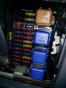 2009 Nissan Sentra Fuse Box