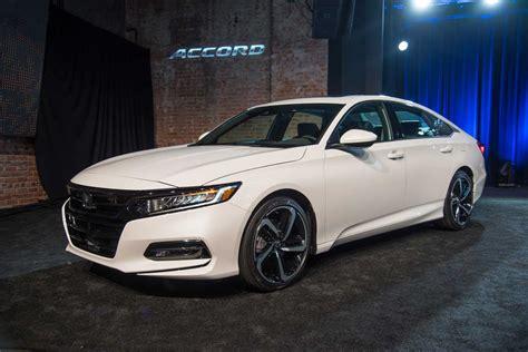 honda accord debuts  turbo engines  speed