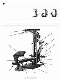 Bowflex Pr3000 Instruction Manual