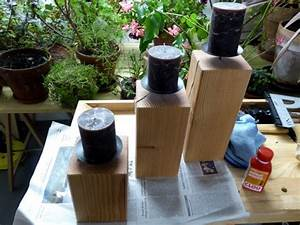 Ideen Für Kerzenständer : kerzenhalter holz selber bauen ~ Orissabook.com Haus und Dekorationen