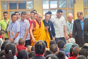 The spiritual leader of Tibet concludes three-day ...