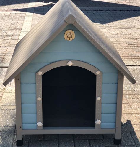 Sale of custom doghouses to benefit PAWS of Okaloosa ...