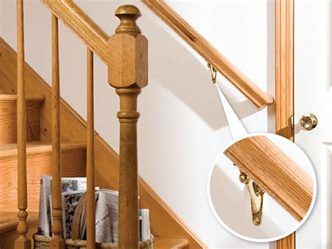 How To Install A Stair Handrail Diy Home