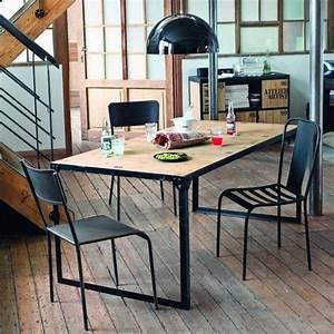 maisons du monde cuisine latest nice ilot cuisine maison With lovely meuble de cuisine maison du monde 1 cuisine bois metal cuisine interieure