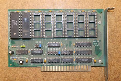 8-bit Isa Ems Board / Flash Disk Board