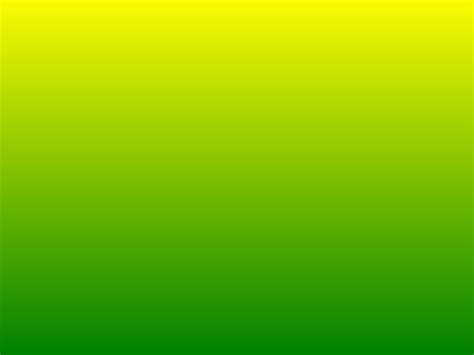Green Yellow Gradient
