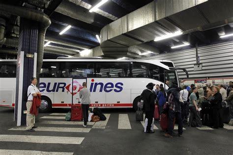 bureau eurolines découvrez la carte de du futur réseau d 39 autocars
