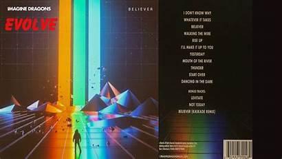 Imagine Dragons Evolve Album