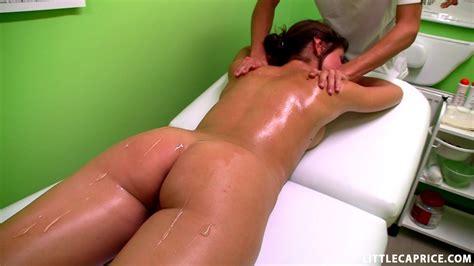 Little Caprice Oil Massage Sex Videos