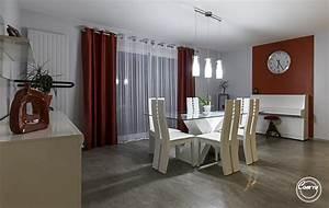 Photo Peinture Salon : travaux relooking s jour salon rennes peinture d coration ~ Melissatoandfro.com Idées de Décoration