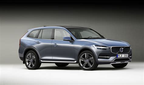 New Volvo Xc90 Pictures  Auto Express