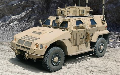 Replacement For Humvee by Bae Systems And Navistar Design The Humvee S Replacement