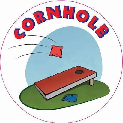 Cornhole Board Emblem Zoom Trophy Awards Trophies