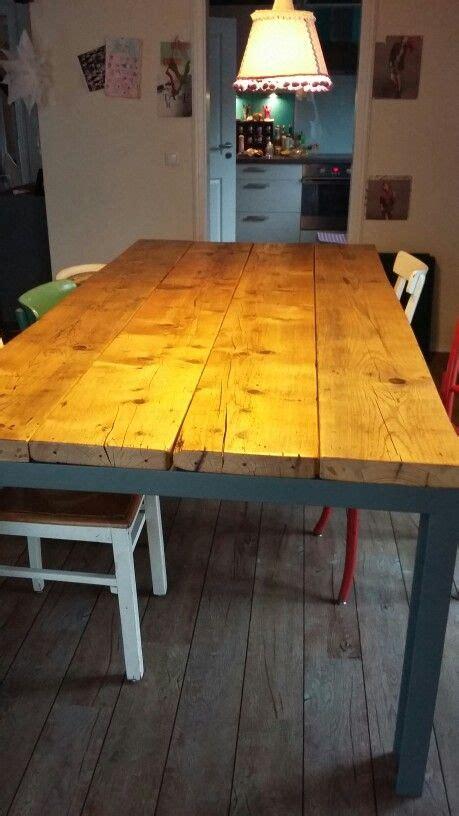 Tisch Aus Alten Bohlen by Tisch Aus Alten Holzbohlen M 246 Bel In 2019 Tisch Bohlen