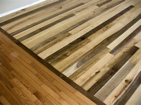 Kelly and Troy Red Oak and Walnut