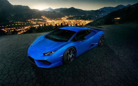 Blue Lamborghini Hd Wallpapers by Blue Lamborghini Huracan 4k Hd Wallpaper 4k Cars Wallpapers