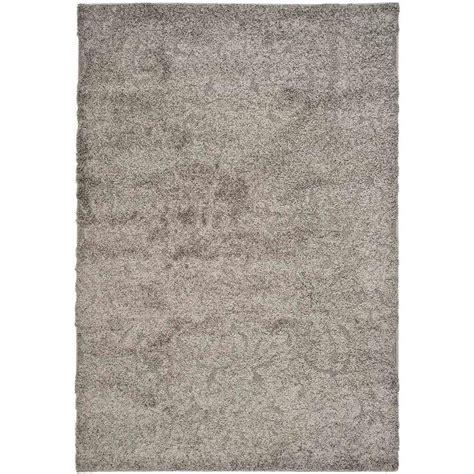 beige shag rug safavieh florida shag gray beige 5 ft 3 in x 7 ft 6 in