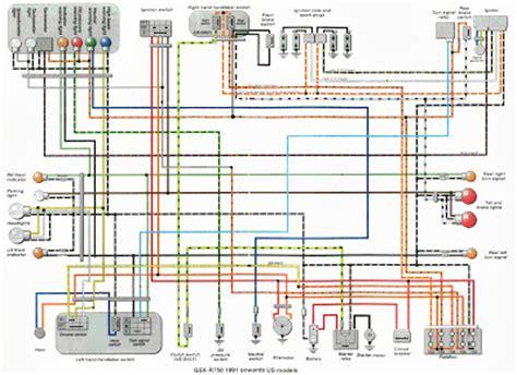 Gsxr Wiring Diagrams Online Service Manual