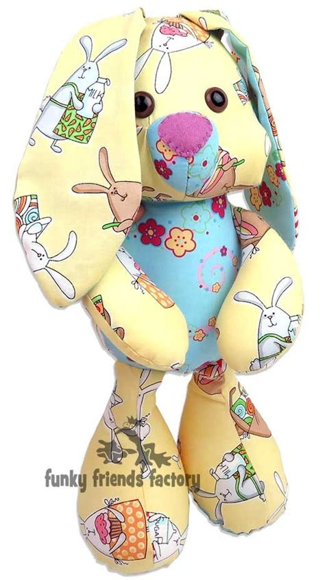 Bunny Template For Sewing by Easter Bunny Sewing Templates Happy Easter