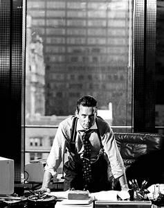 Corporate Pirate: Michael Douglas as Gordon Gekko in Wall ...