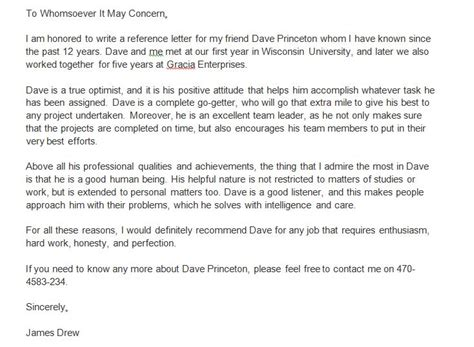 How To Address An Unknown Person In A Cover Letter by How To Address A Reference Letter An Unknown Person