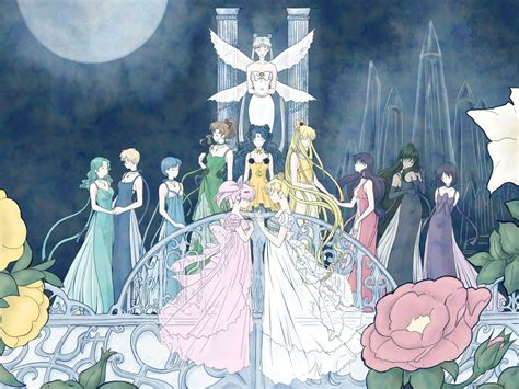 serie anime sailor moon imagenes  fotos