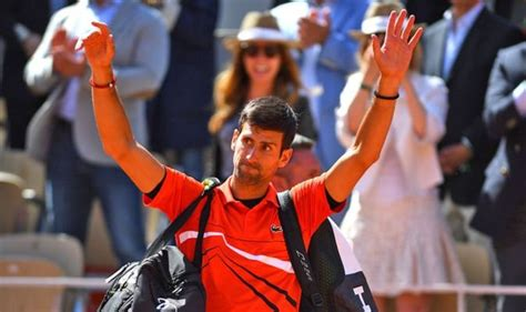 Novak Djokovic gives coy answer about French Open ...