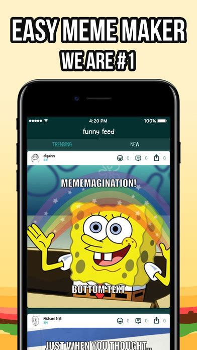 Meme Maker For Android - funny feed meme generator app app download android apk