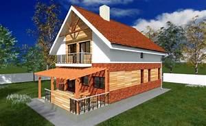Attic Houses Under 150 Square Meters