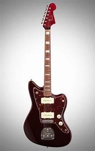 Fender Troy Van Leeuwen Jazzmaster Electric Guitar  With Case