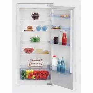 Refrigerateur Encastrable 122 Cm : beko blsa821m3s inbouw koelkast 122 cm beko blsa821m3s ~ Melissatoandfro.com Idées de Décoration
