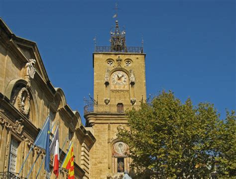 famous landmarks  aix en provence france