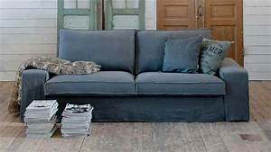 Style Industriel Ikea : canape style industriel ~ Teatrodelosmanantiales.com Idées de Décoration