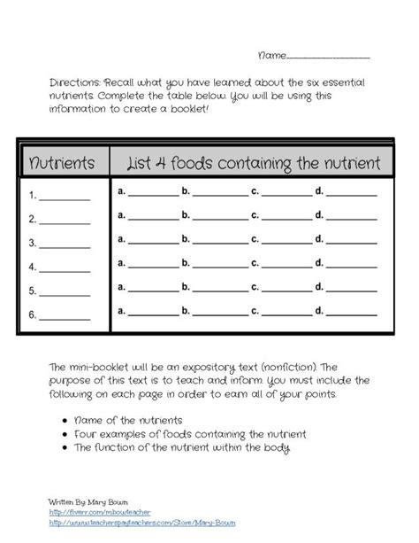 Food Additives Gcse Worksheet  1000 Images About Food And