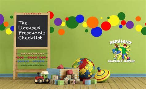 don t settle for less than a licensed preschool 845 | licensed preschool