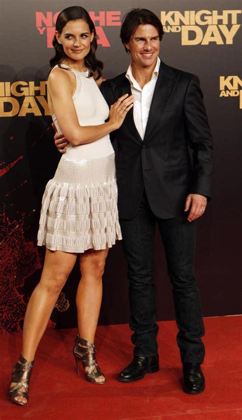 Tom Cruise-Katie Holmes Split: The Full Story - Rediff.com