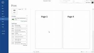 how to create a booklet in microsoft word youtube With how to create a book template in word
