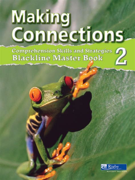 Making Connections Blackline Master Book 2 (nz Year 3), 1, Kovalevs, Kay & Dewsbury, Alison
