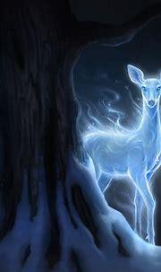 Image - Biche argentée.jpg | Wiki Harry Potter | FANDOM ...