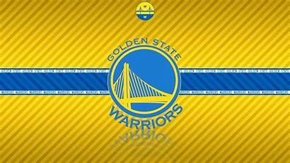 Nba Team Logos Wallpapers Basketball Warriors Golden