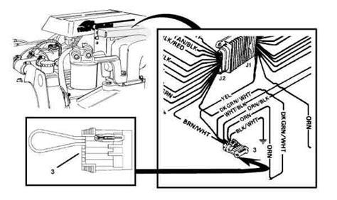 98 4 3l Engine Distributor Wiring Diagram