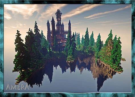 Amera-Sky Vill – Minecraft Building Inc