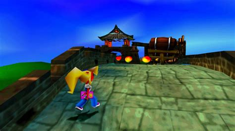 Crash Bandicoot 3 Orient Express Without Pura + Playable