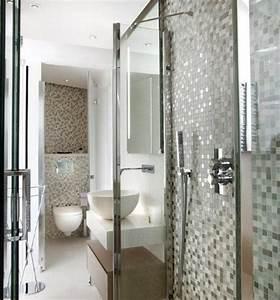 Mosaique Pour Salle De Bain : frise salle de bain mosaique solutions pour la ~ Premium-room.com Idées de Décoration