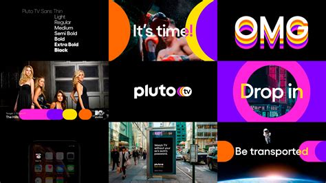 You can access it anywhere. It's Nice That talks to us about our Pluto TV rebrand   DixonBaxi
