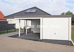 Fertiggarage Beton Kosten : die garagen carport profis kombinationen garage carport ~ Buech-reservation.com Haus und Dekorationen