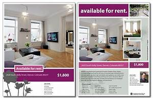 for rent flyer With rental property flyer template